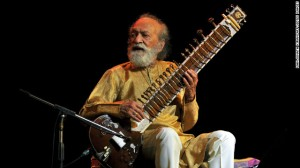 Ravi Shankar [photo compliments of CNN]