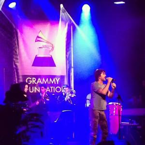 GRAMMY In The Schools Live! with Juanes, Feb. 7, 2013